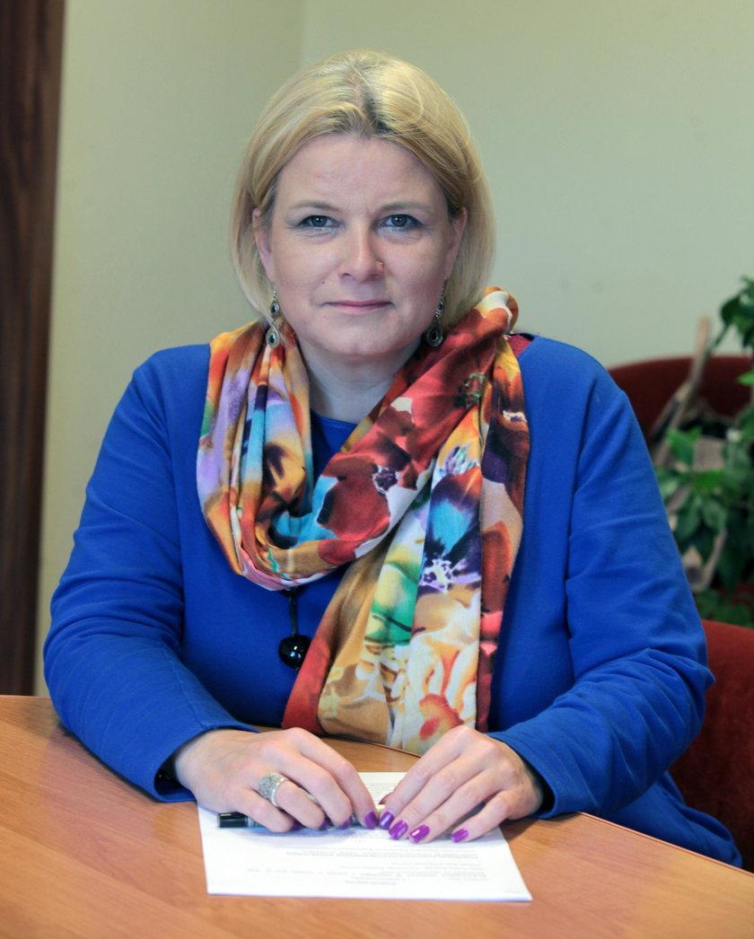 pomorska kurator oświaty, Monika Kończyk