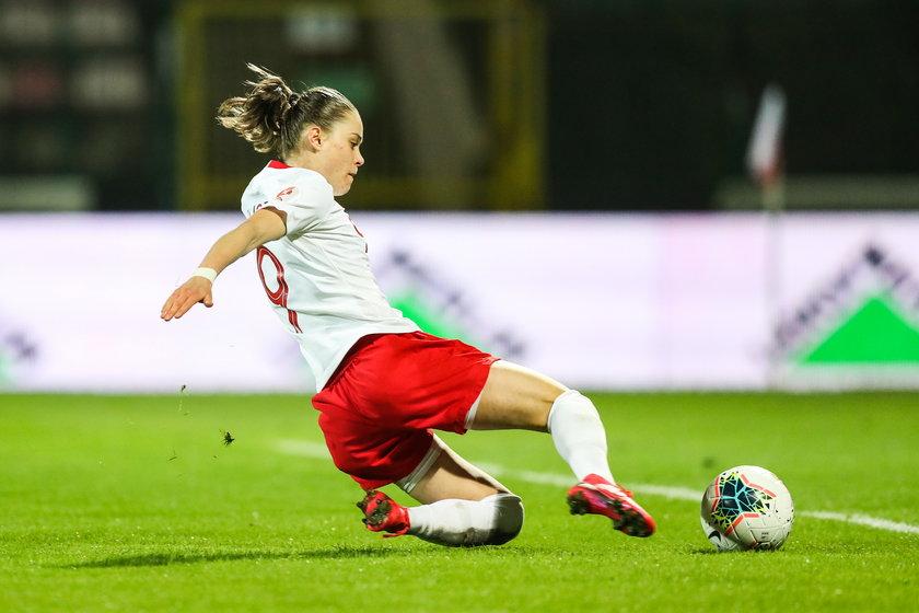 Ewa Pajor (25 l.) z reprezentacją Polski rozpoczyna eliminacje do mistrzostw świata, które za dwa lata odbędą się w Australii i Nowej Zelandii.