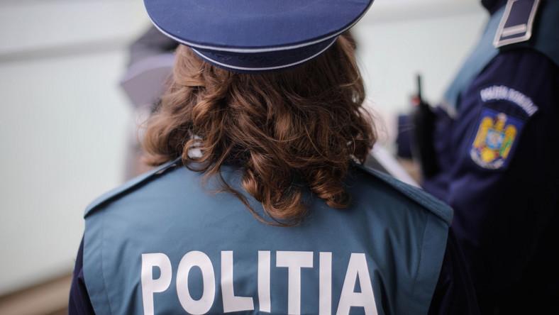 Rumunia, policja