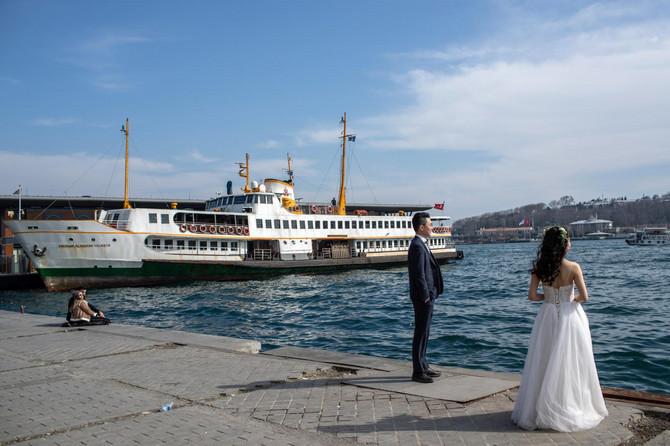 Venčanje u Istanbulu