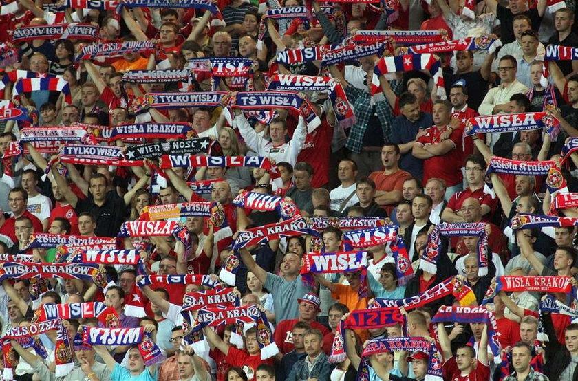 Wisła Kraków nie boi się nikogo