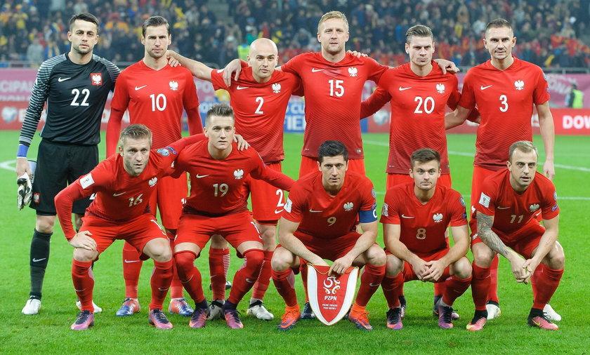 Piłkarska reprezentacja Polski