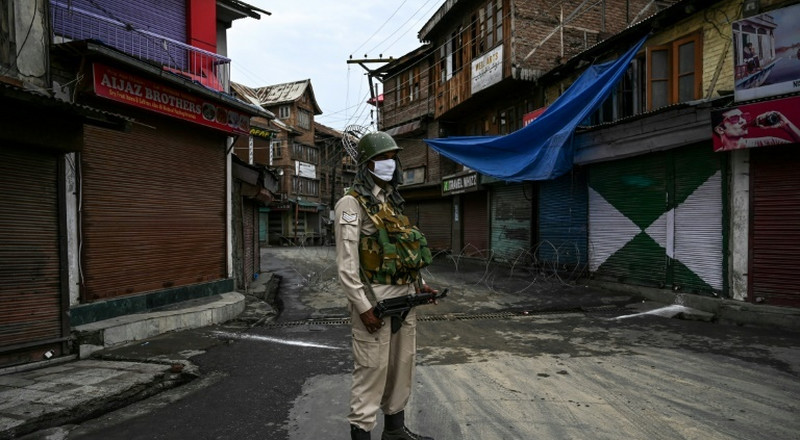 India imposes curfew in Kashmir ahead of clampdown anniversary