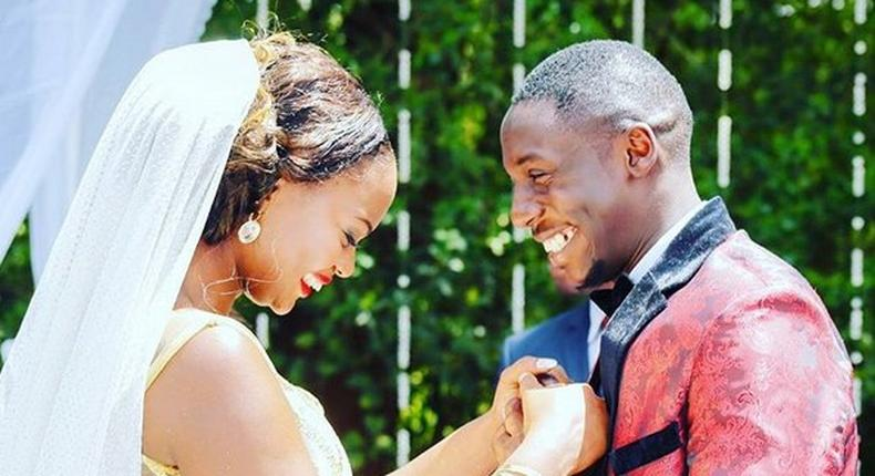 Sema Milele: Richard Bett and Monique Kabuye say their 'I Dos'