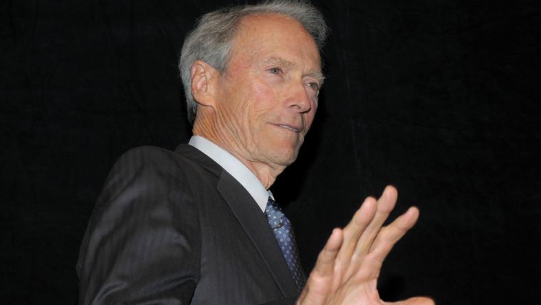 Clint Eastwood traci wzrok