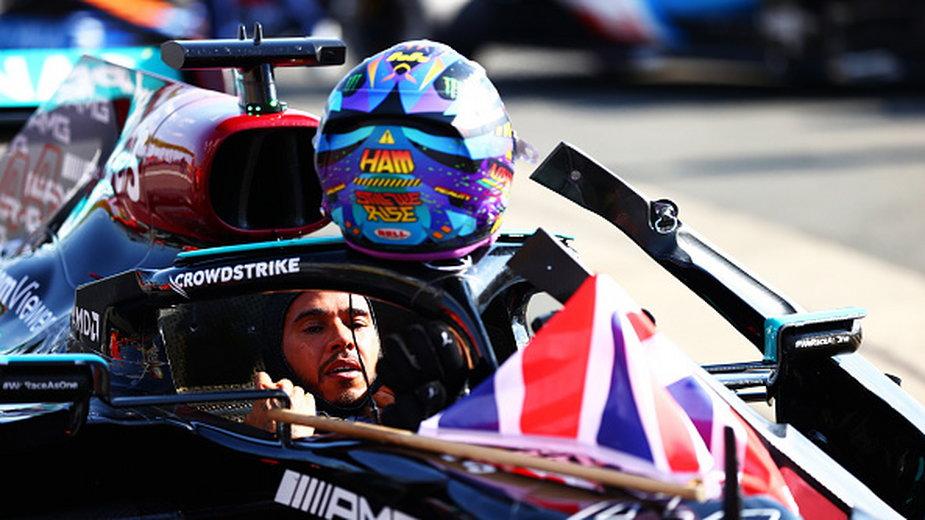 Lewis Hamilton wsparł mniejszość LGBT na Węgrzech