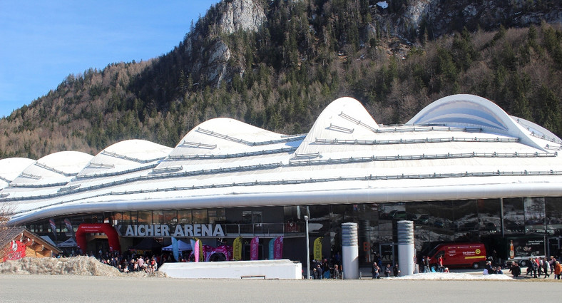 Max Aicher Arena w Inzell