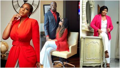 Chika Ike finally reacts to rumoured relationship with Regina Daniels' billionaire husband Ned Nwoko