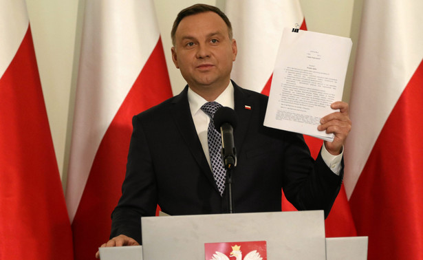 Prezydenckie projekty ustaw o SN i KRS opublikowane.
