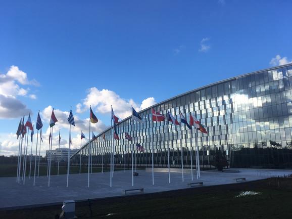 Sedište NATO u Briselu