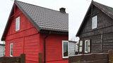 Polskie domy przed i po remoncie
