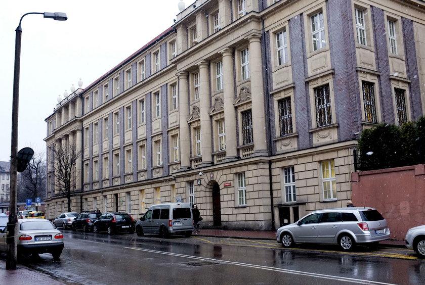 Sąd Okręgowy w Katowicach przy ul. Andrzeja