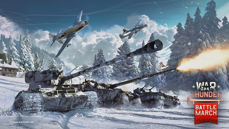 Starcia piechoty w drodze do War Thunder?