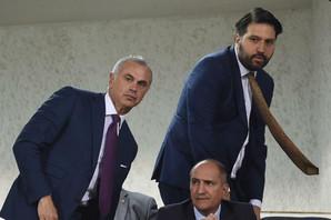 ŽESTOK OKRŠAJ DIREKTORA ZVEZDE I PARTIZANA Vazura i Terzić su ovako videli Boaćijev gol, ali i zapaljive izjave posle derbija