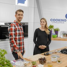 Zosia Ślotała wzięła udział w Cooking Challenge. Jak wypadła?