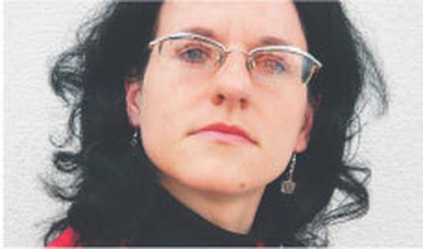 Justyna Burek, radca prawny