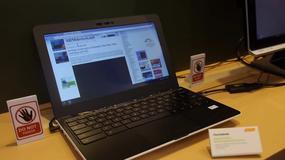 Pierwszy Chromebook z procesorem MediaTeka