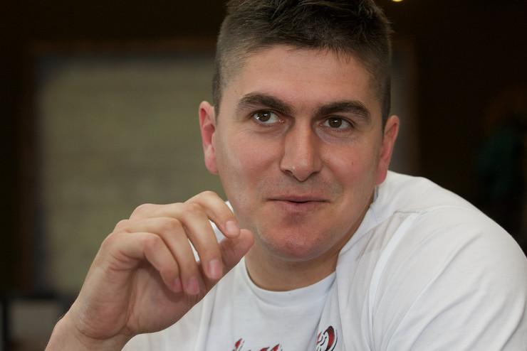 sportisti darko milicic 170316 RAS foto Marko Metlas