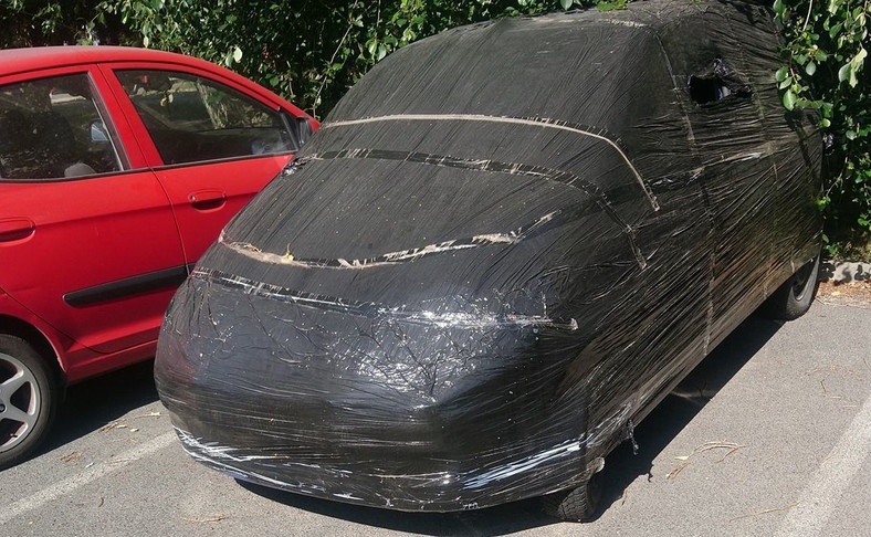 Odholowanie samochodu