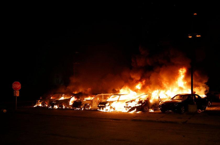 Zamieszki w Kenosha