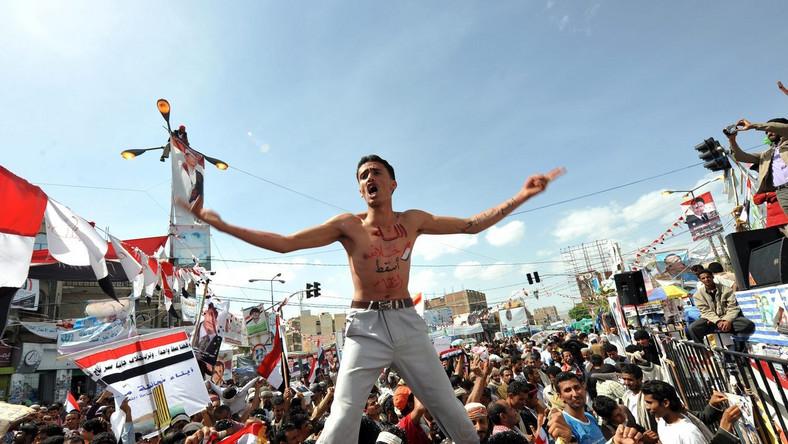 Jemen świętuje obalenie reżimu