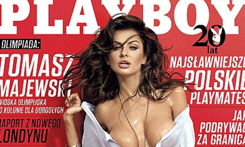Natalia Siwiec w Playboy'u