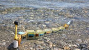 Modularny robot do walki z zanieczyszczeniem wody