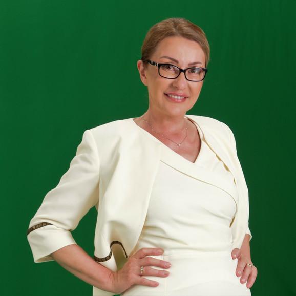 Ana Gifing za Blic magazin
