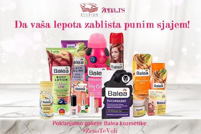 Paket Balea kozmetike: Sve što vam treba za savršenu negu