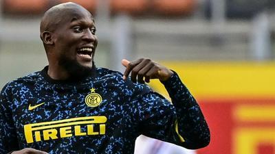 Lukaku fined for birthday celebrations in Milan hotel