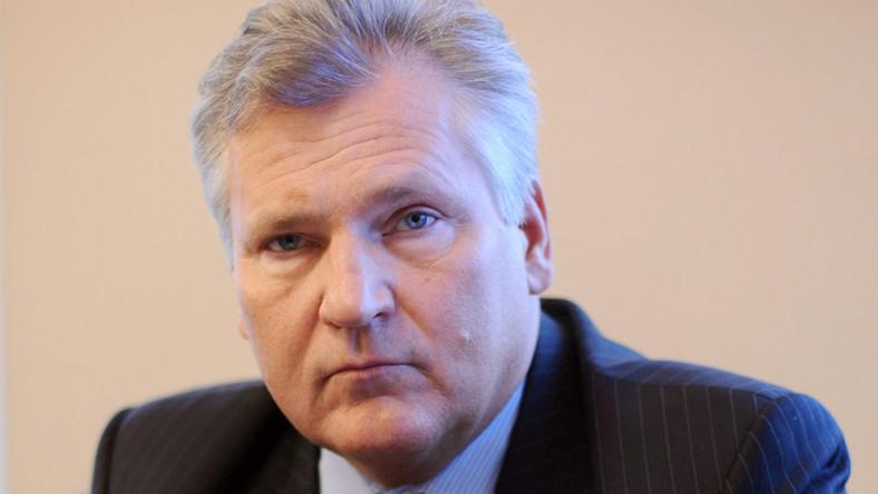 Kwaśniewski: W drugiej turze wyciągną haki