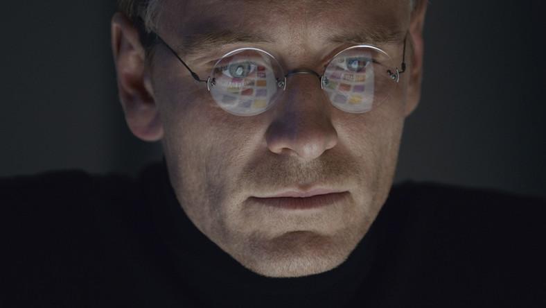 Michael Fassbender jako Steve Jobs z widokami na Oscara