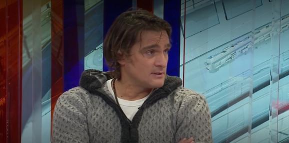 Goran Todić danas