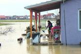 NIS02 Mitrovici skupljaju vodu sa kucnog praga foto Branko Janackovic