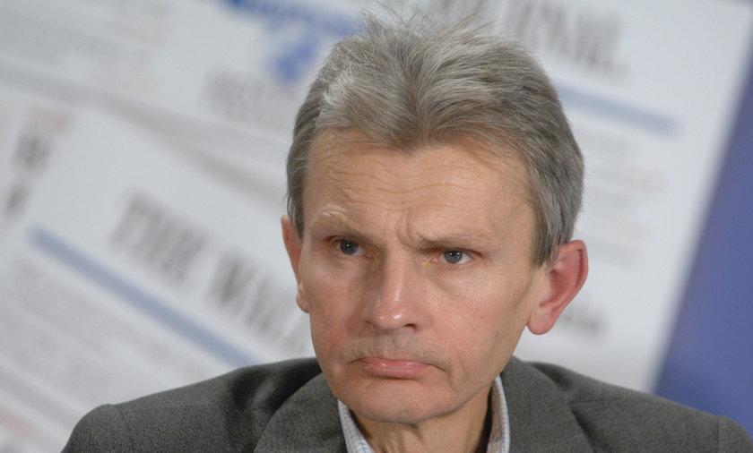 Profesor Henryk Domański