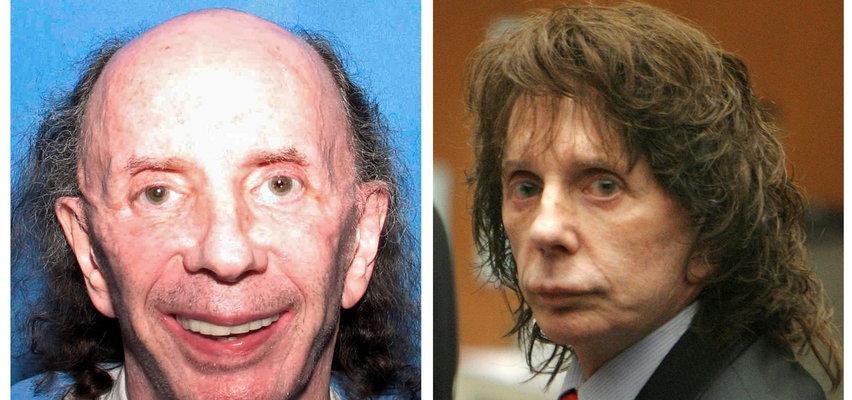 Nie żyje geniusz i morderca Phil Spector