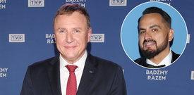 """Jacek Kurski zachwycony transferem Agustina Egurroli do TVP. """"Im bardziej krzyczą i pomstują, to..."""" [WIDEO]"""
