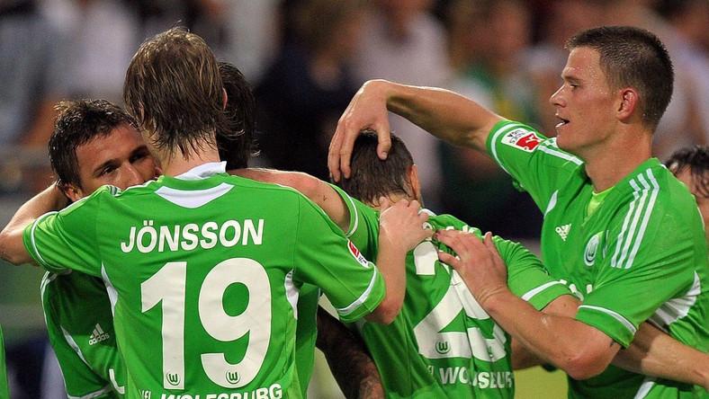 Piłkarze Wolfsburga