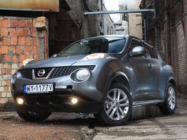 Nissan Juke - wygląd to nie wszystko