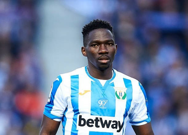 Kenneth Omeruo currently plays for Leganes in Spain (Getty Images)