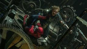 """Dane DeHaan jako Zielony Goblin na zdjęciu z """"Niesamowitego Super-Mana 2"""""""