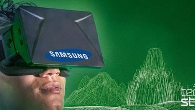 VR-Brille: Samsung arbeitet an Oculus-Rift-Konkurrenz
