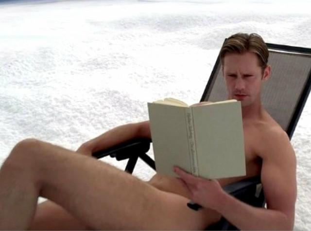 Aleksandar Skarsgard: Nema zime, ima samo knjige