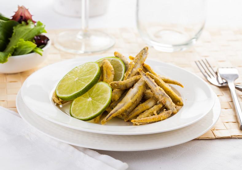 Pescaito frito, tradycyjne hiszpańskie danie