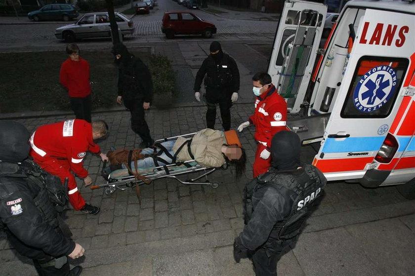 Mord we Wrocławiu