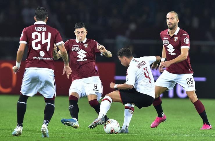 FK Torino - FK Milan