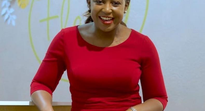 Betty Kyallo. Betty Kyallo spotted at K24 with Mwakideu and Jalang'o