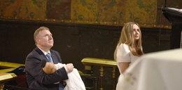 Wielki dzień dla Jacka i Joanny Kurskich! Ochrzcili córkę Annę Klarę Teodorę