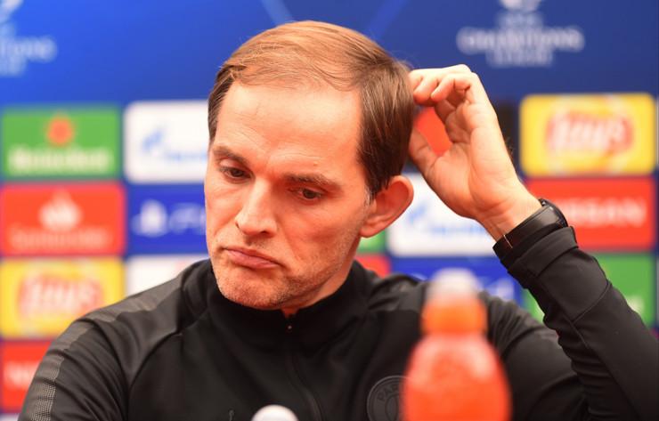 FK PSŽ, Tomas Tuhel