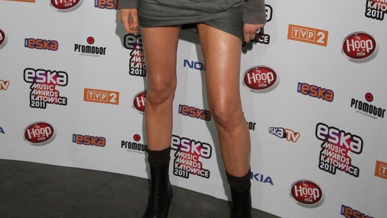 Te nogi są chlubą polskiego show-biznesu